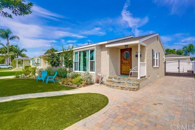 5219 E Ebell Street, Long Beach, CA 90808 (#PW20193731) :: The Laffins Real Estate Team