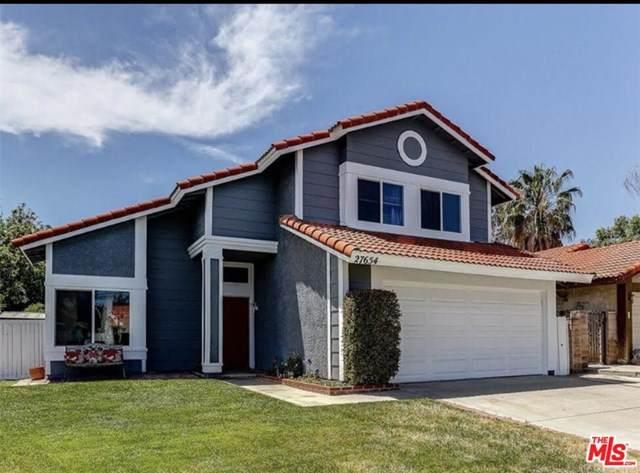 27654 Hartford Avenue, Castaic, CA 91384 (#20634516) :: The Laffins Real Estate Team