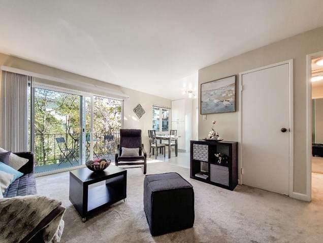 932 Peninsula Avenue #302, San Mateo, CA 94401 (#ML81811425) :: Bathurst Coastal Properties