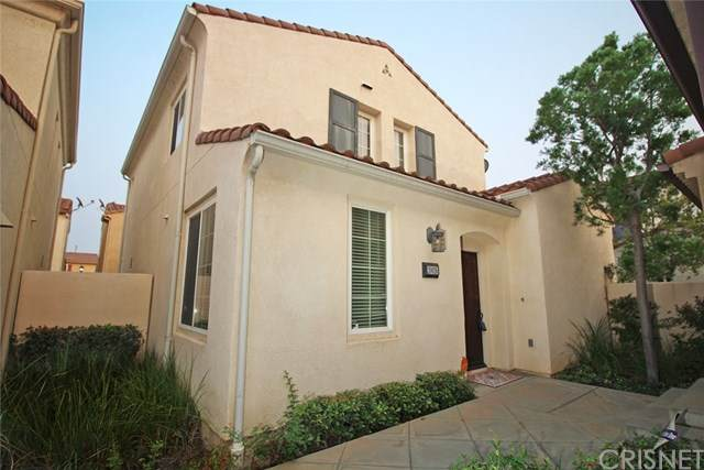 20026 Pienza Lane, Porter Ranch, CA 91326 (#SR20194587) :: The Results Group