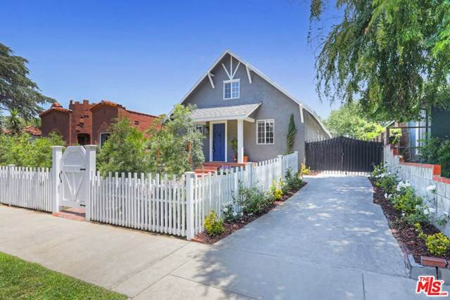 3159 Hollydale Drive, Los Angeles (City), CA 90039 (#20634506) :: The Najar Group