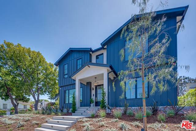 2036 Yorkshire Avenue, Santa Monica, CA 90404 (#20634464) :: The Marelly Group | Compass