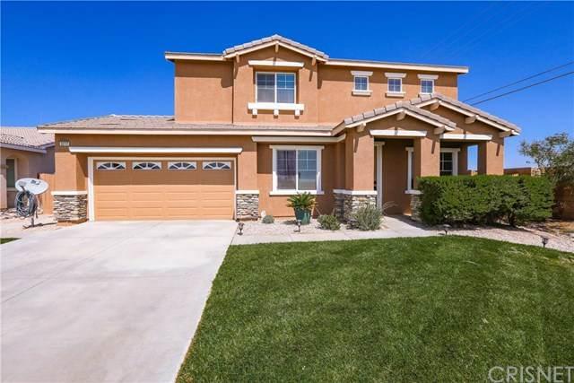 3017 Patti Rose Avenue, Rosamond, CA 93560 (#SR20195271) :: Rogers Realty Group/Berkshire Hathaway HomeServices California Properties