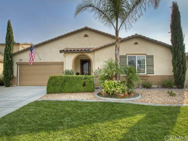 1435 Begonia Way, Beaumont, CA 92223 (#EV20193580) :: The Houston Team | Compass