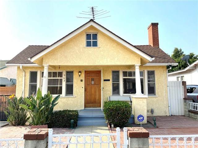 963 W Summerland Avenue, San Pedro, CA 90731 (#SB20194180) :: The Laffins Real Estate Team