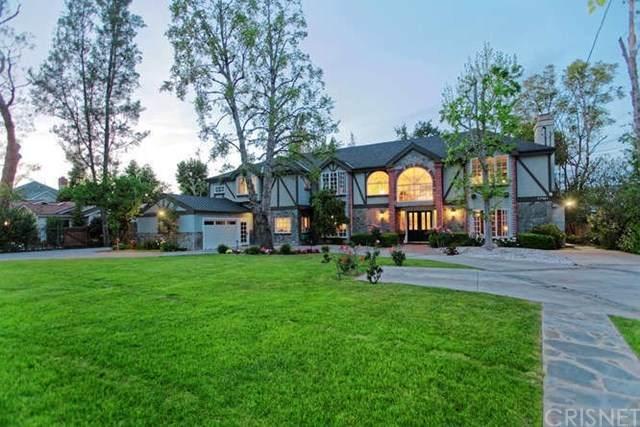 23041 Hatteras St., Woodland Hills, CA 91367 (#SR20194586) :: The Laffins Real Estate Team