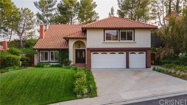 11857 Darby Avenue, Porter Ranch, CA 91326 (#SR20195423) :: The Laffins Real Estate Team