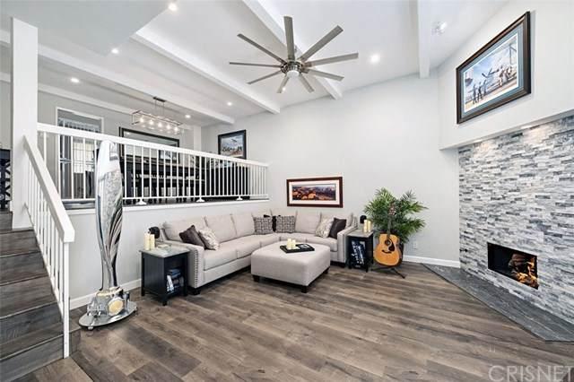 18440 Lemarsh St. Unit 17, Northridge, CA 91325 (#SR20193242) :: The Laffins Real Estate Team