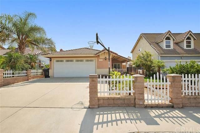 14043 El Camino Place, Fontana, CA 92337 (#IV20195598) :: The Laffins Real Estate Team