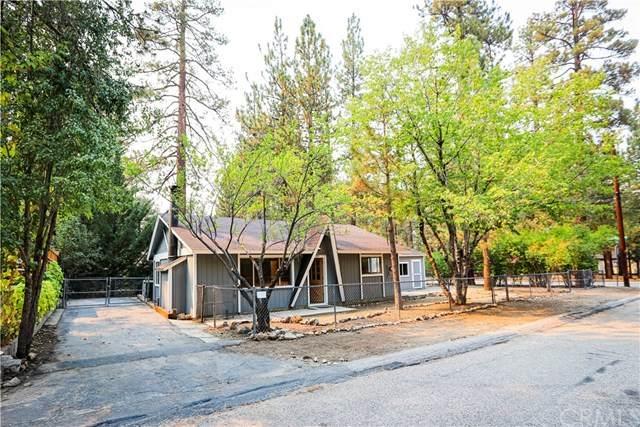 1000 Robinhood Boulevard, Big Bear, CA 92314 (#EV20195477) :: The Laffins Real Estate Team
