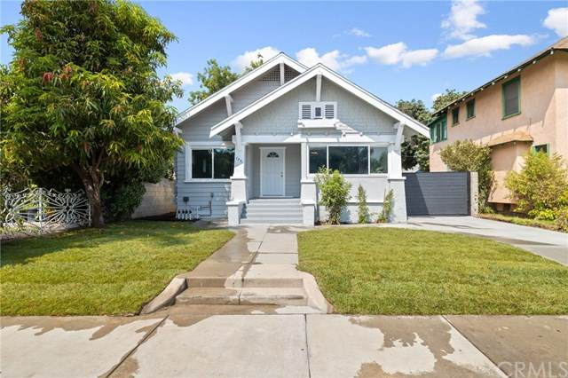 1231 W 49th Street, Los Angeles (City), CA 90037 (#RS20195420) :: The Laffins Real Estate Team