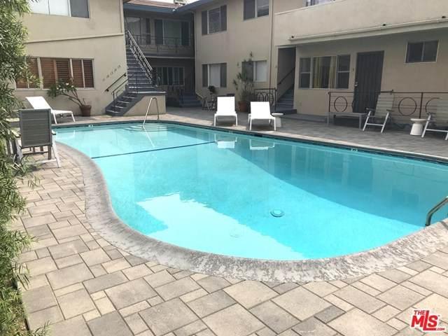 1435 N Fairfax Avenue #1, West Hollywood, CA 90046 (#20634798) :: The Marelly Group   Compass