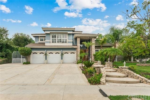 17761 Mayerling Street, Granada Hills, CA 91344 (#SR20191134) :: The Marelly Group | Compass