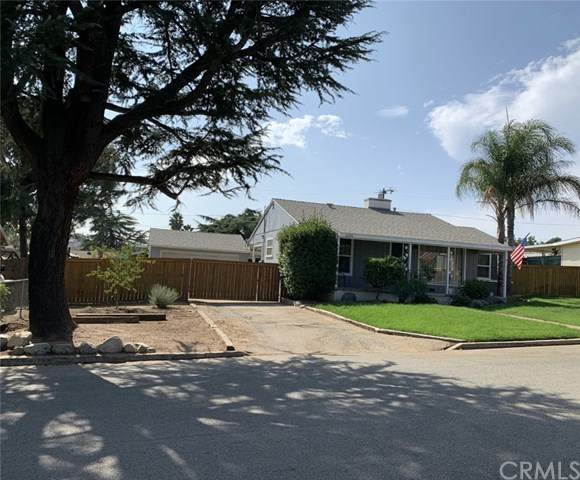 12394 Crestwood Drive, Yucaipa, CA 92399 (#EV20195683) :: A|G Amaya Group Real Estate
