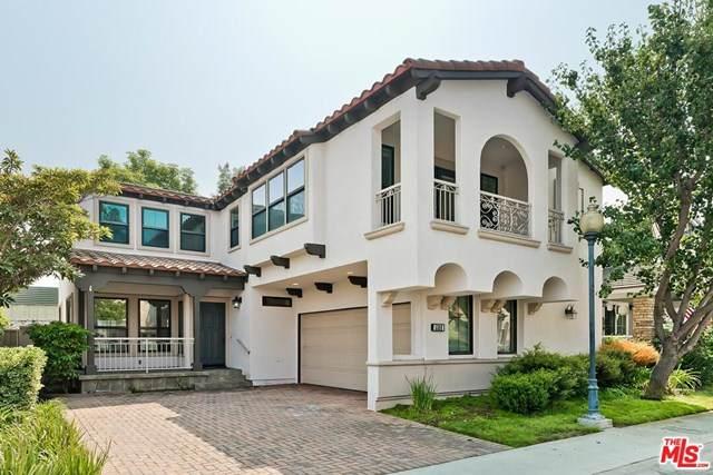 5389 Ballona Lane, Culver City, CA 90230 (#20634752) :: Go Gabby
