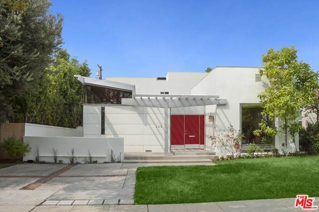 229 S Canon Drive, Beverly Hills, CA 90212 (#20626636) :: Powerhouse Real Estate