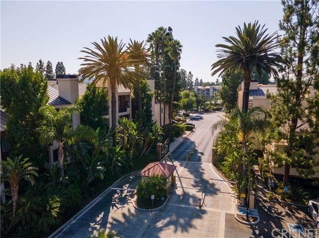5540 Owensmouth Avenue #118, Woodland Hills, CA 91367 (#SR20195679) :: The Laffins Real Estate Team