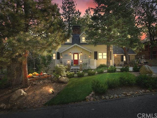 845 Jeffries, Big Bear, CA 92315 (#EV20194358) :: The Laffins Real Estate Team