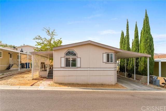 40701 W Rancho Vista Boulevard #345, Palmdale, CA 93551 (#SR20195851) :: eXp Realty of California Inc.