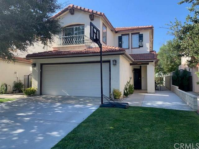 25845 Wordsworth Lane, Stevenson Ranch, CA 91381 (#SB20195922) :: Team Tami