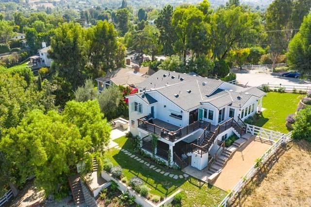 94 Buckskin Lane, Rolling Hills Estates, CA 90274 (#SB20195188) :: Compass
