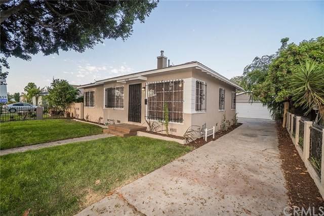 10508 W Zamora Avenue, Los Angeles (City), CA 90002 (#DW20195977) :: The Houston Team | Compass