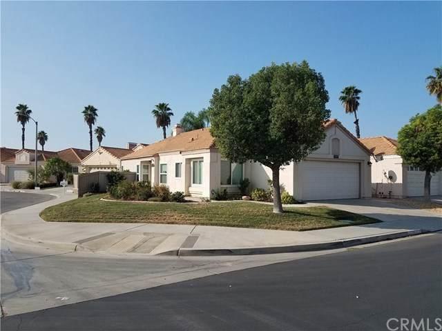 27927 Palm Villa Drive, Menifee, CA 92584 (#SW20195732) :: The Laffins Real Estate Team