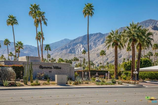 1111 E Ramon Road #6, Palm Springs, CA 92264 (#20634936) :: Arzuman Brothers