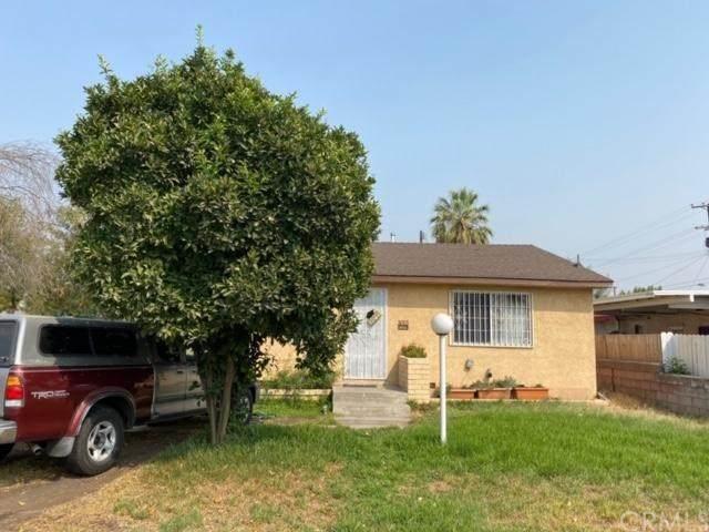 3015 N Sierra Way, San Bernardino, CA 92405 (#TR20194893) :: Realty ONE Group Empire