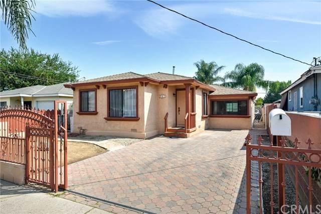 442 Mar Vista Avenue, Wilmington, CA 90744 (#SB20195553) :: Zutila, Inc.
