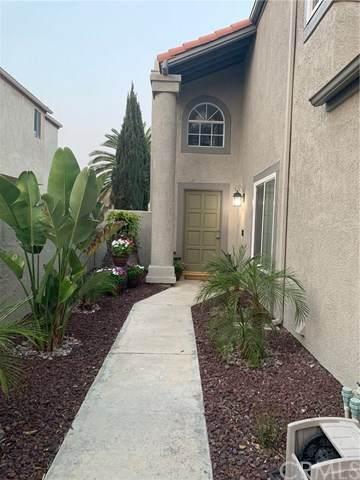 14346 Praderas Drive, Fontana, CA 92337 (#CV20196076) :: The Laffins Real Estate Team