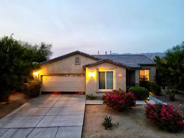 66866 Joshua Court, Desert Hot Springs, CA 92240 (#219049895DA) :: The Miller Group