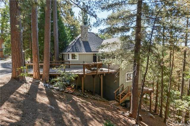180 Grizzly Road, Lake Arrowhead, CA 92352 (#EV20196102) :: Team Tami