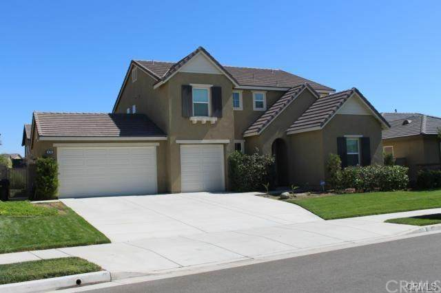 14789 Meadows Way, Eastvale, CA 92880 (#PW20195955) :: Compass