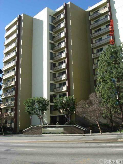 321 S. San Vicente Boulevard #205, Los Angeles (City), CA 90048 (#SR20190810) :: EXIT Alliance Realty