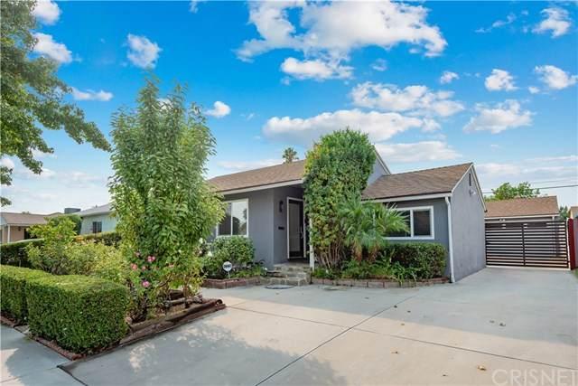 17500 Bullock Street, Encino, CA 91316 (#SR20196151) :: Hart Coastal Group