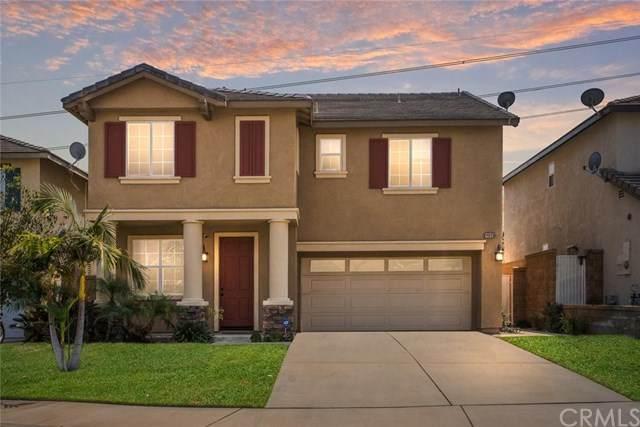 14695 Bison Lane, Fontana, CA 92336 (#IV20195975) :: The Laffins Real Estate Team