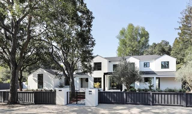 44 Mccormick, Atherton, CA 94027 (#ML81811692) :: Better Living SoCal