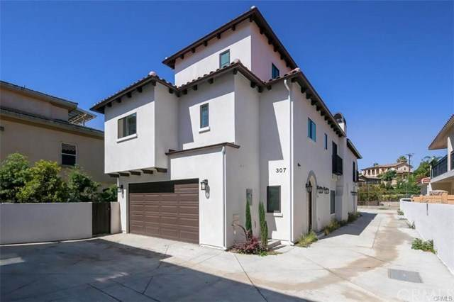 307 S Arroyo B, San Gabriel, CA 91776 (#AR20196188) :: The Laffins Real Estate Team