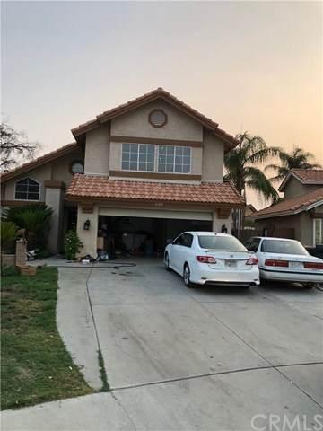 3189 Dave Circle, Hemet, CA 92545 (#IV20196196) :: The Laffins Real Estate Team