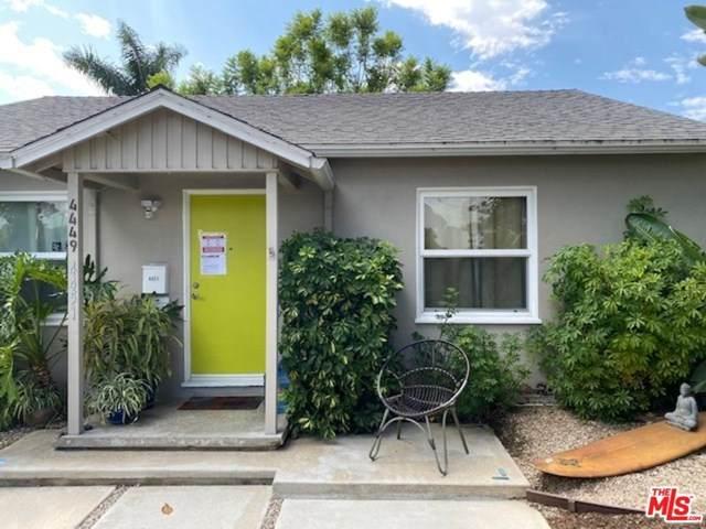 4449 Dawes Avenue, Culver City, CA 90230 (#20634996) :: Crudo & Associates