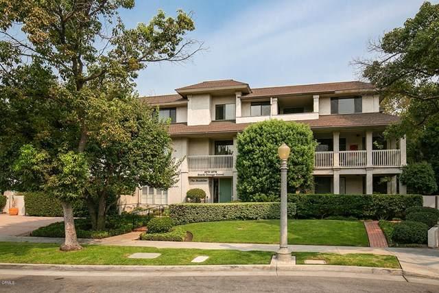 1078 S Orange Grove Boulevard, Pasadena, CA 91105 (#P1-1372) :: Hart Coastal Group