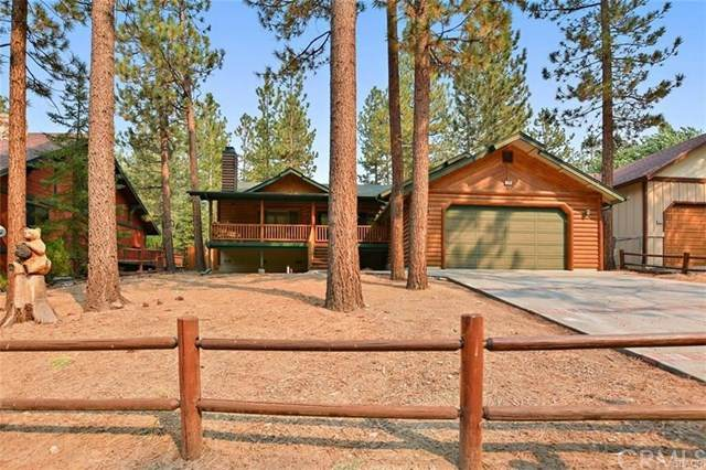 920 Alpenweg Drive, Big Bear, CA 92315 (#PW20196372) :: The Miller Group
