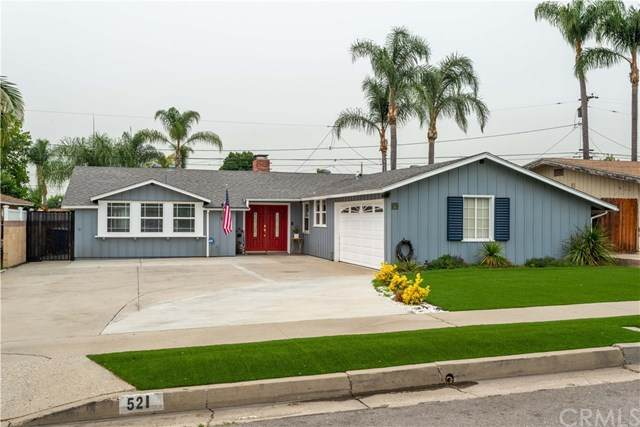 521 Maple Street, La Habra, CA 90631 (#PW20196329) :: The Marelly Group | Compass