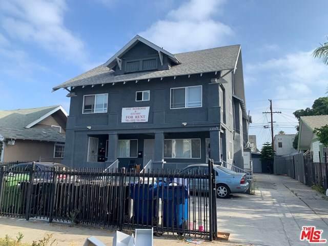 1101 Leighton Avenue, Los Angeles (City), CA 90037 (#20635160) :: Better Living SoCal