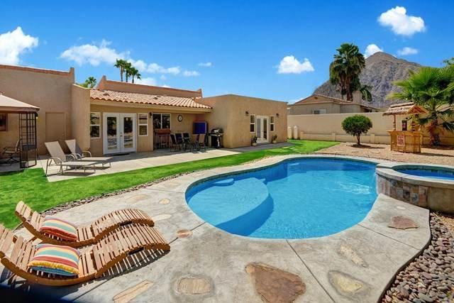 50795 Calle Rondo, La Quinta, CA 92253 (#219049937PS) :: Go Gabby