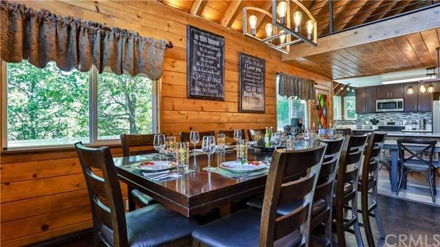 27315 Matterhorn Drive, Lake Arrowhead, CA 92352 (#IV20195907) :: The Laffins Real Estate Team