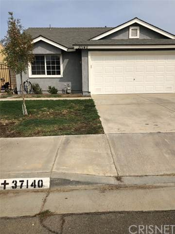 37140 29th Place E, Palmdale, CA 93550 (#SR20196316) :: eXp Realty of California Inc.