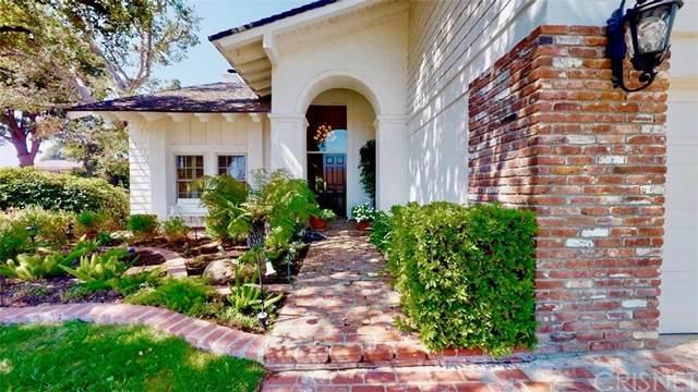 10001 Glade Avenue, Chatsworth, CA 91311 (#SR20196480) :: Crudo & Associates