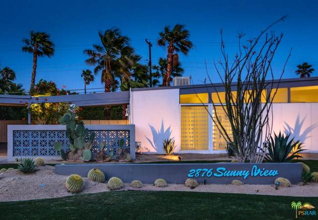 2876 N Sunnyview Drive, Palm Springs, CA 92262 (#20631966) :: Team Tami